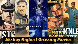 20 Highest Grossing Movies of Akshay Kumar With Box Office Collection