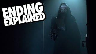 THE NUN (2018) Ending Explained + Conjuring Series Connections