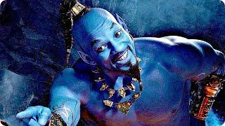 ALADDIN 'Genie' Sneak-Peek (2019) Disney Fantasy Adventure Movie [HD]