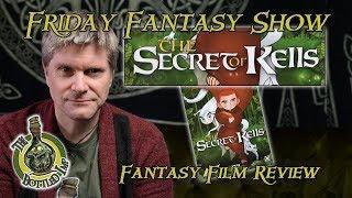 The Secret of Kells - Fantasy Film Review
