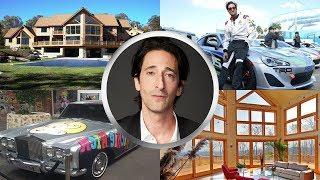 ADRIEN BRODY ● BIOGRAPHY ● House ● Cars ● Family ●  Net worth ● 2018
