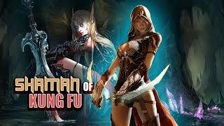 Shaman of Kung fu ll New Chinese FANTASY Film - Best Kung fu Chinese Movie