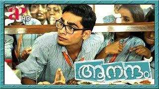 Anandam Malayalam Movie Comedy   Part 1   Arun Kurian   Roshan Mathew   Vishak Nair   Thomas Mathew