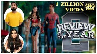 """SnG: STUDENT OF THE YEAR 2 """"MOVIE REVIEW"""" 
