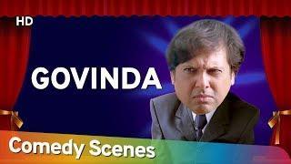 Best Of Govinda Comedy Scenes - (गोविंदा हिट्स कॉमेडी) - Shemaroo Bollywood Comedy