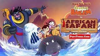 Chhota Bheem movie African Safari full hd