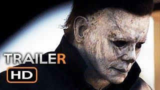 Halloween Official Trailer #1 (2018) Horror Movie HD