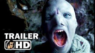 COLD SKIN Trailer (2018) Xavier Gens Horror Movie