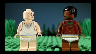 Underwear Guys (Lego stop motion animation comedy brick film)