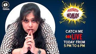 Sunaina LIVE Chit Chat with Fans | Frustrated Woman | Naina Talkies | Telugu Web series | Khelpedia