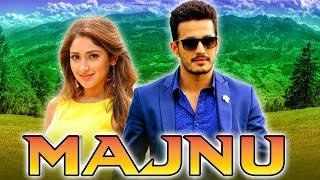Majnu (2019) Telugu Hindi Dubbed Full Movie | Akhil Akkineni, Sayyeshaa, Bramhanandam