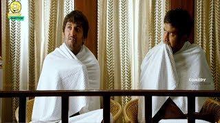 Vennela Kishore & Nani Bedroom Comedy Scene | Telugu Comedy | Comedy Junction