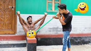 New Funny Video 2019???? ????Bangla Comedy Videos l Try Not To Laugh  Episode 23  Sujan Fun Media