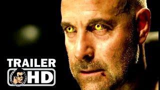PATIENT ZERO Trailer (2018) Matt Smith, Natalie Dormer Horror