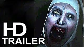 THE NUN Scary Volume Ad Trailer NEW (2018) Horror Movie HD