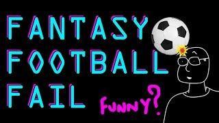 Fantasy Football Funny Fail Animation