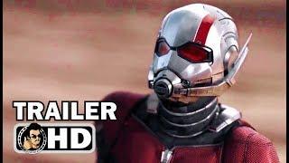 "ANT-MAN 2: ANT-MAN AND THE WASP ""Antonio Banderas"" Trailer (2018) Marvel Superhero Movie HD"
