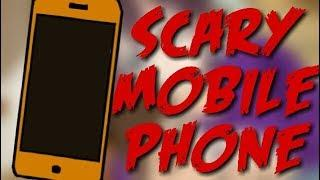 SCARY STORY || SCARY MOBILE PHONE [ ANIMATED IN HINDI ]