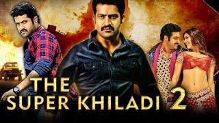 The Super Khiladi 2 (Rabhasa) Hindi Dubbed Full Movie | Jr. NTR, Samantha