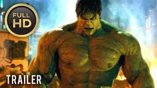 ???? THE INCREDIBLE HULK (2008) | Full Movie Trailer in HD | 1080p