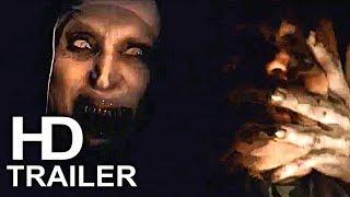THE NUN Trailer #2 NEW (2018) Horror Movie HD