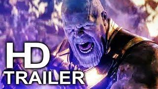 AVENGERS 4 ENDGAME Final Stand Against Thanos Trailer NEW (2019) Marvel Superhero Movie HD