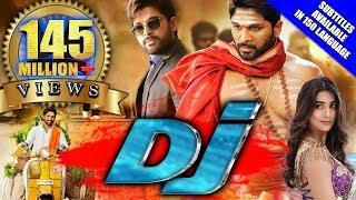 DJ (Duvvada Jagannadham) 2017 New Released Full Hindi Dubbed Movie | Allu Arjun, Pooja Hegde