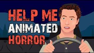 Help Me Animated Horror Story | Horror Stories Hindi Urdu
