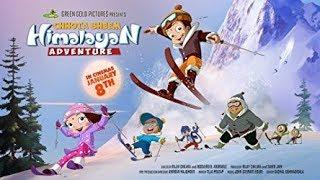 Chhota Bheem Himalayan Adventure full movie in Hindi