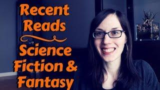 Recent Reads | Science Fiction, Fantasy, Graphic Novels | Jan 2019 | #booktubesff