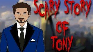 SCARY STORY || STORY OF TONY [ANIMATED IN HINDI]