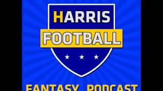 Harris Fantasy Football 08/09/18 - Elite RB Film Talent...Plus Auction Strategy