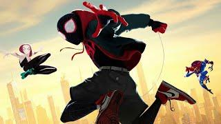 SPIDER-MAN: INTO THE SPIDER-VERSE Is The Pretty Good-est Superhero Movie Ever Made