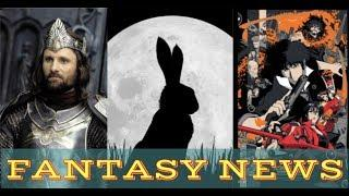 DAREDEVIL CANCELED, LORD OF THE RINGS SECRET, ARTEMIS FOWL - FANTASY NEWS!