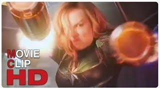 Captain Marvel Vs Skrulls - Full Fight Scene - CAPTAIN MARVEL (2019) Movie Clip HD