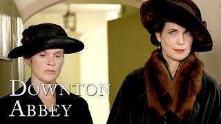 Cora Discovers The Servants Stealing | Downton Abbey