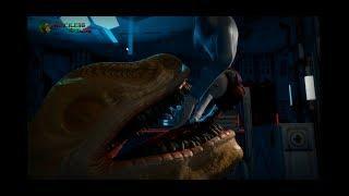 Worm Vore - Med Bay - Worm 2 Space Fantasy