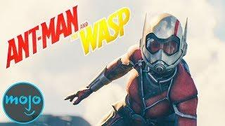Top 5 Things Ant-Man And The Wasp Changed In The MCU