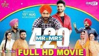 Mr & Mrs 420 Returns 2018 Punjabi full Movie HD