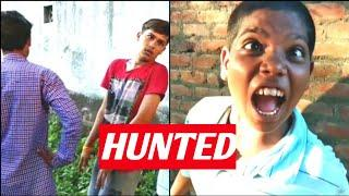 Hunted | Horror Short Film | Comedy |Real4Hansot