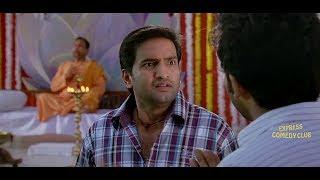 Santhanam Most Popular Telugu Back To Back Comedy Videos| Telugu Comedy Scenes | Expres Comedy Club|