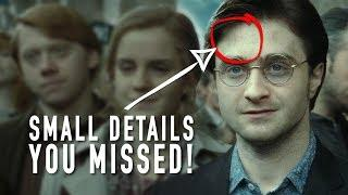 Small Details you MISSED in the Harry Potter Movies