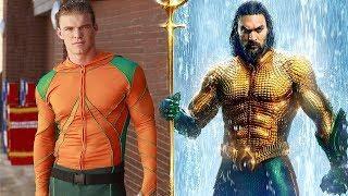 Aquaman Evolution in Movies & TV (2005-2018)