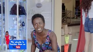 Small Hips. Kansiime Anne. African Comedy.