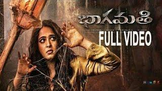 Bhaagamathie (2018) Full Movie Hindi 720p HDRip ESubs Download | ANUSKA SETTY |
