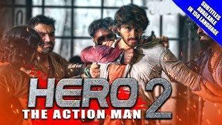 Hero The Action Man 2 (Rogue) 2018 New Released Full Hindi Dubbed movie | Ishan, Mannara Chopra