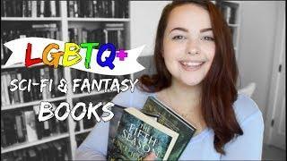 ????️????LGBTQ+ Sci-Fi & Fantasy Books!????️????