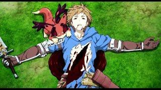 Top 10 Magic/Action/Fantasy Anime With Overpowered/Strong Main Character [HD]