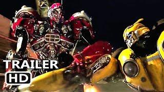 "BUMBLEBEE ""Broken Arm"" Trailer (NEW 2018) John Cena, Transformers Movie HD"
