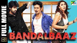 BANDALBAAZ   Pokkiri Raja   Full Comedy Hindi Dubbed Movie   Jiiva, Sibiraj, Hansika Motwani